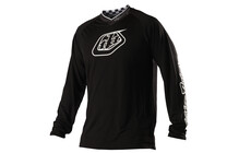 Troy Lee Designs Midnight jersey noir